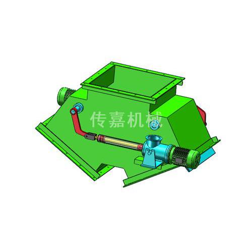 DBSF型電液動擺動三通分斜器