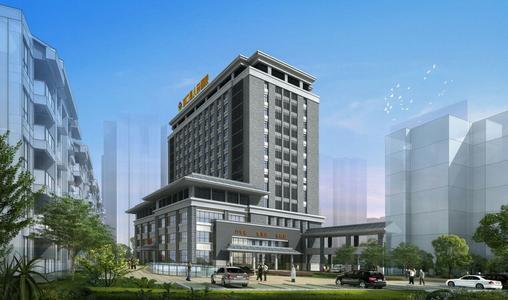 朔州市朔城区人民医院门诊住院综合楼改扩建工程