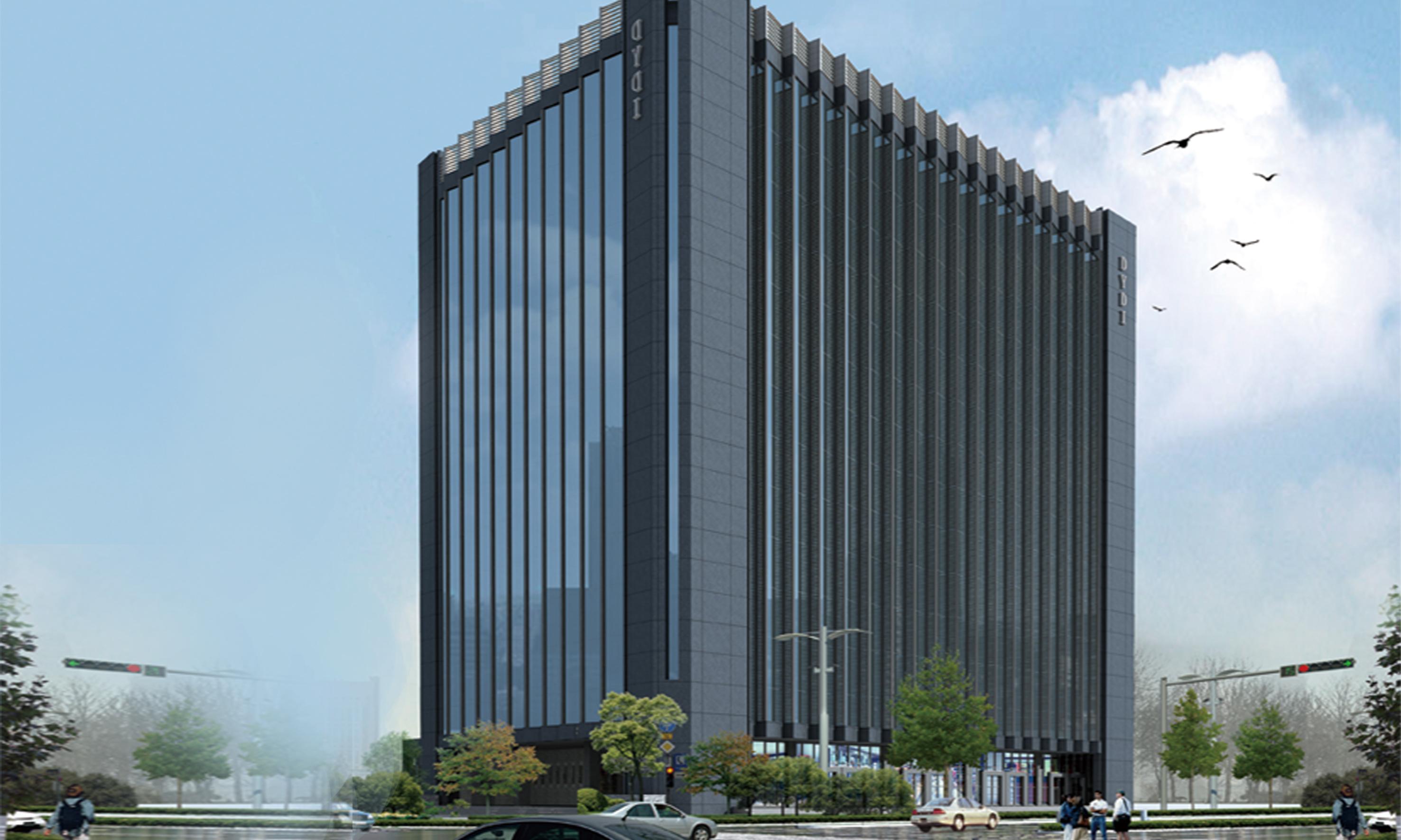 云南省设计院办公楼项目