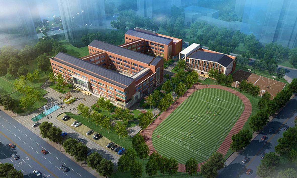 云南昆明市魅力之城项目A4地块小学项目