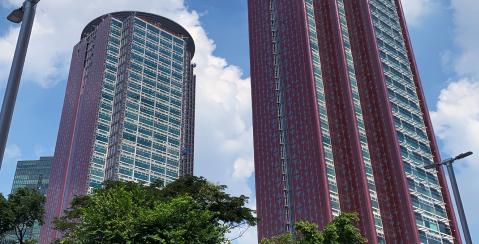 泰國察殿河畔豪華酒店