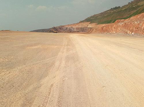 華潤(鶴慶)水泥有限公司礦石開采總承包工程