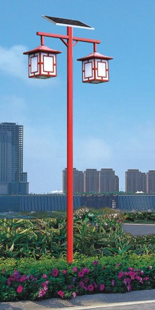太陽能庭院燈 / QH-TYN05
