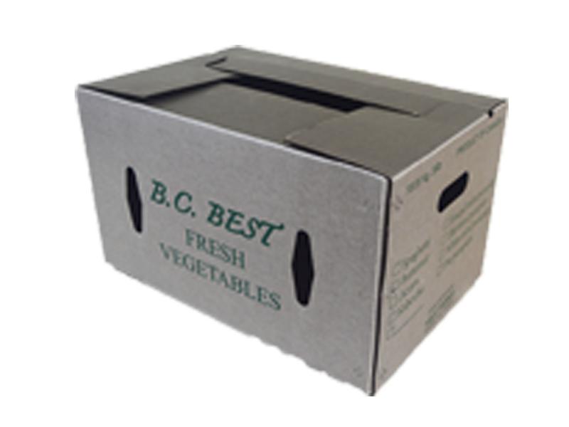 蔬菜涂蠟紙箱