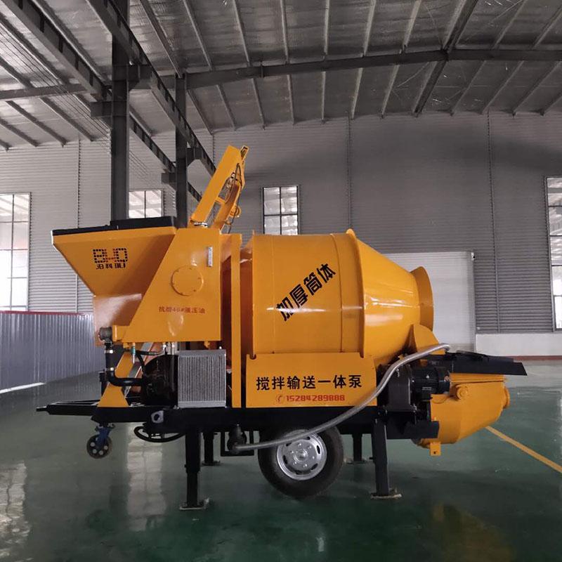 混凝土泵:混凝土泵車維修中的幾個禁忌