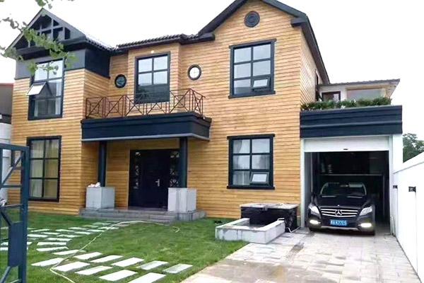 個人住宅(河北別墅建造-輕鋼別墅)