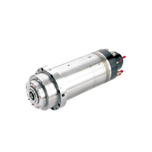 臺灣數格品牌工業機器人鑄件打磨電主軸 加工中心電主軸功率20.5KW
