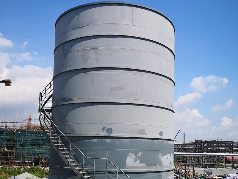 海寧恒逸熱電有限公司污水站系統工程