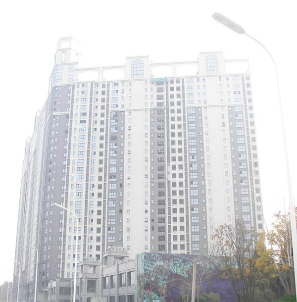 北京市結構長城杯——東方玫瑰家園A4