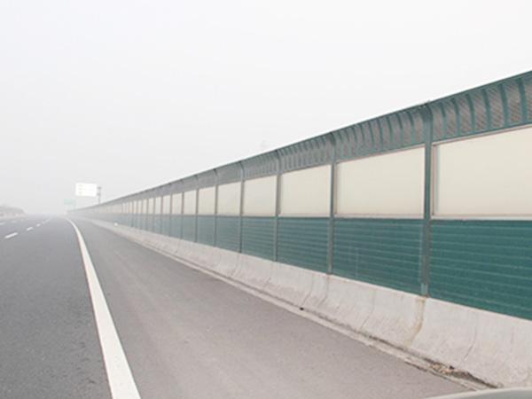 高速公路聲屏障