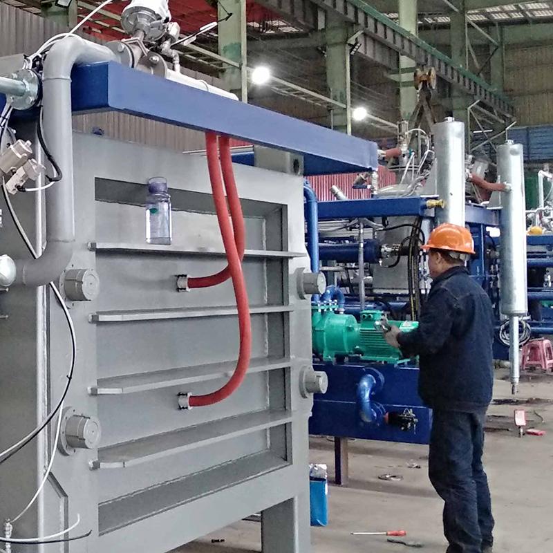 專業EPS-EPP成型設備生產廠家