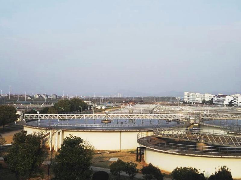 浦江縣城市污水處理廠