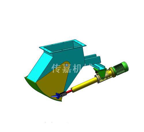 TDSZ-□型電液動扇形閘門