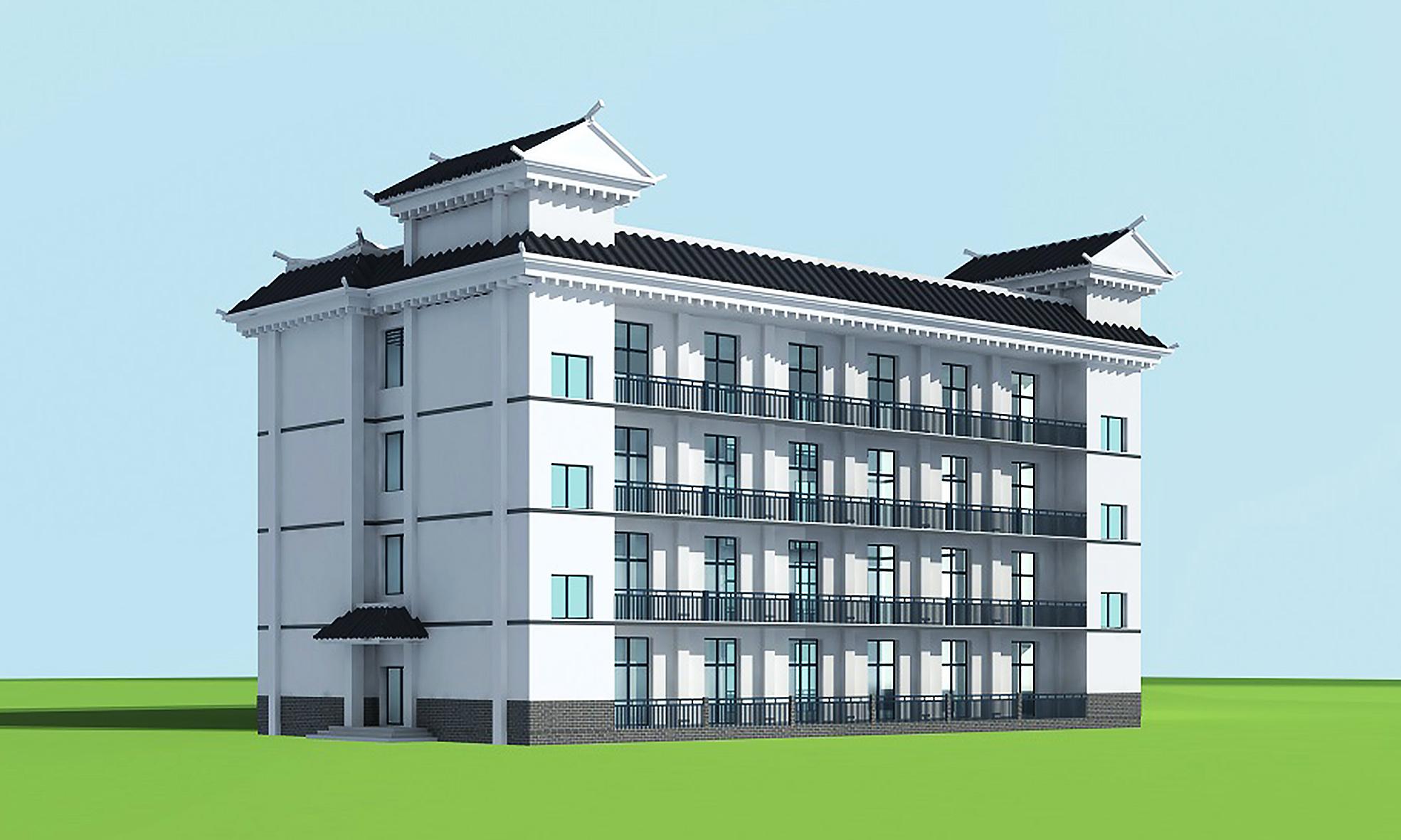 云南省普洱市景東縣安定鎮中心小學項目