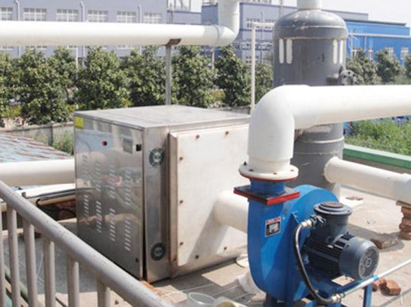 沖版水處理凈化系統 印刷廢水高效處理器