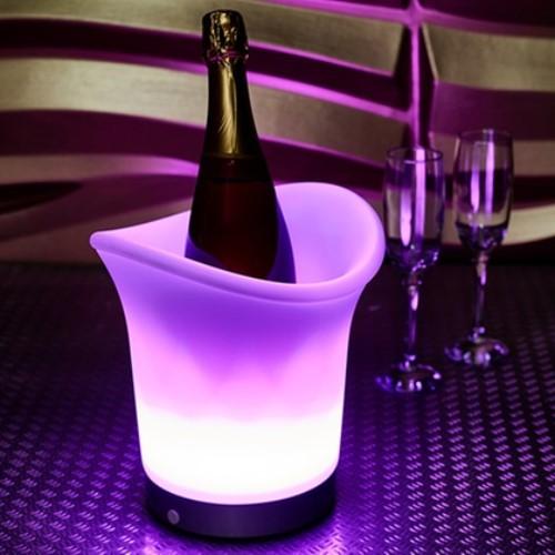 滾塑LED吧臺發光家具燈飾酒柜冰桶