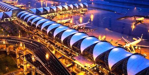 泰國素萬那普國際機場
