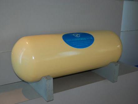 ISO11439汽亿博国际平台首页压缩天然气压缩钢瓶(325-65L)