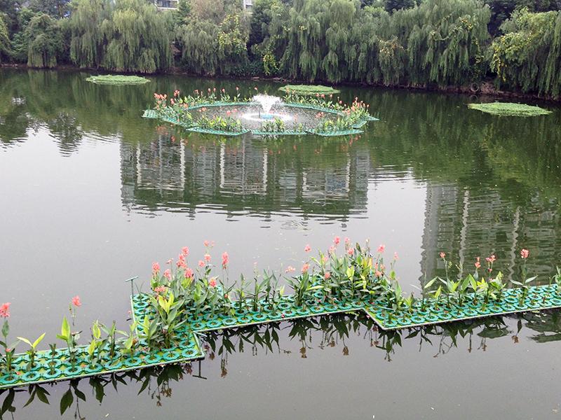 杭州市拱墅區羅家斗河水體生態修復工程