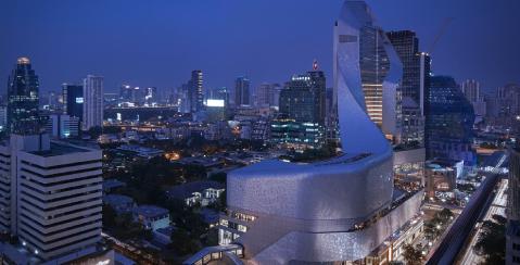 泰國曼谷中央大使館