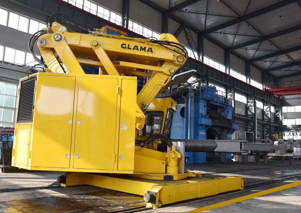 格拉瑪鍛壓操作機
