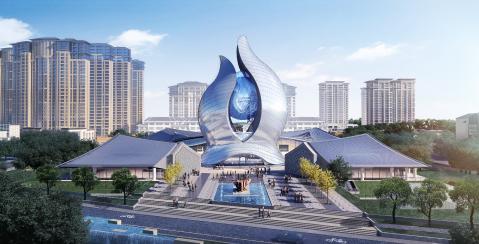 武漢中建科技館