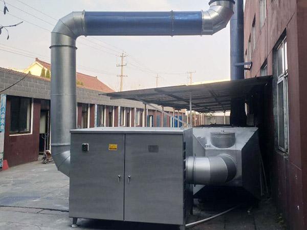 PP廢氣噴淋塔