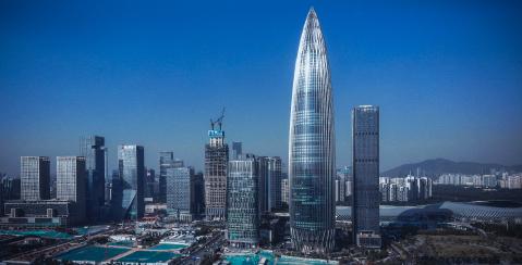 深圳華潤集團總部大廈