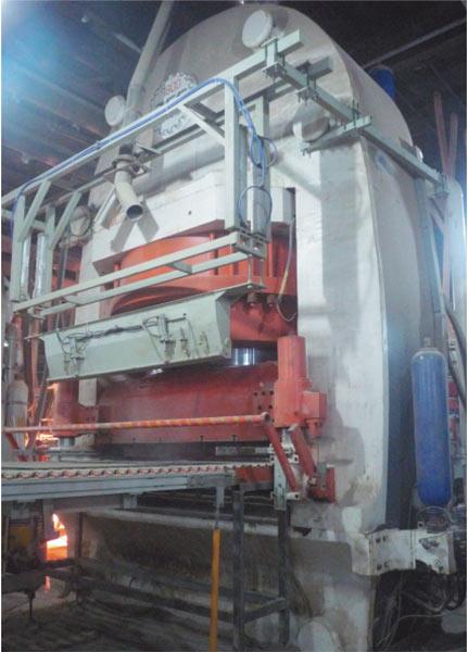 JCY7800 全自動液壓壓磚機