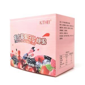 復合莓果壓片糖果
