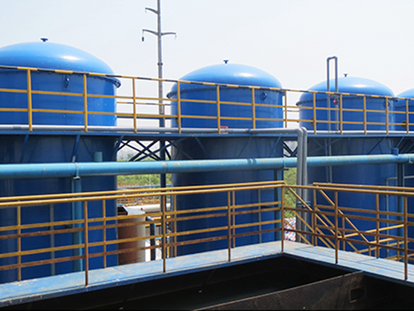 嘉興永明石化有限公司廢水處理及中水回用工程