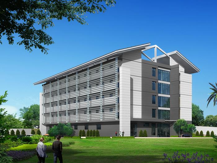 房屋建設工程施工-----廣西東盟信息交流中心