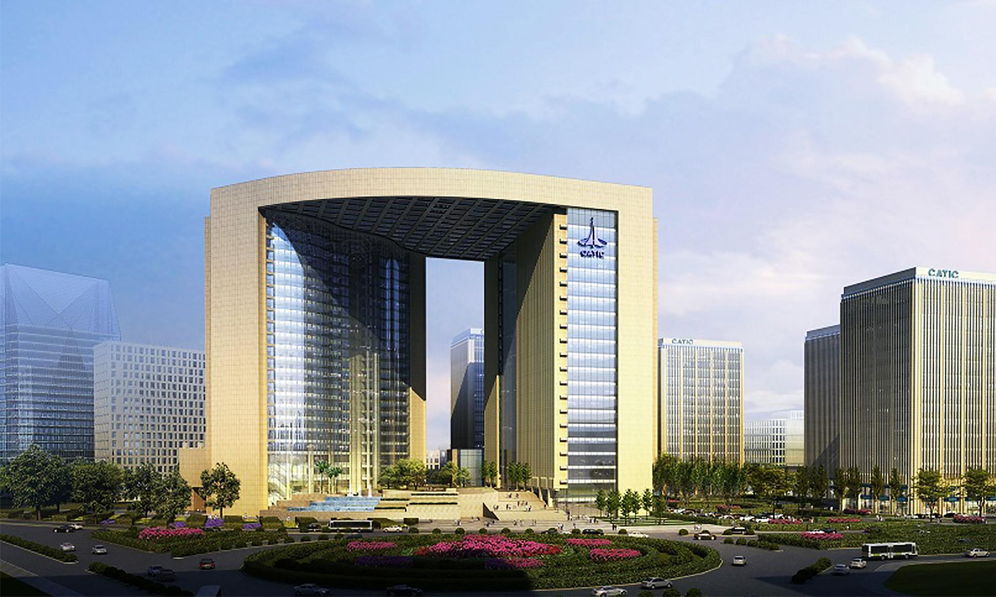 北京中航技研发展示中心