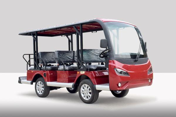 2020新款11座电动观光车(D-G2S8+3)