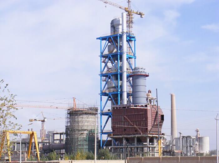 新疆博蘭水泥有限公司