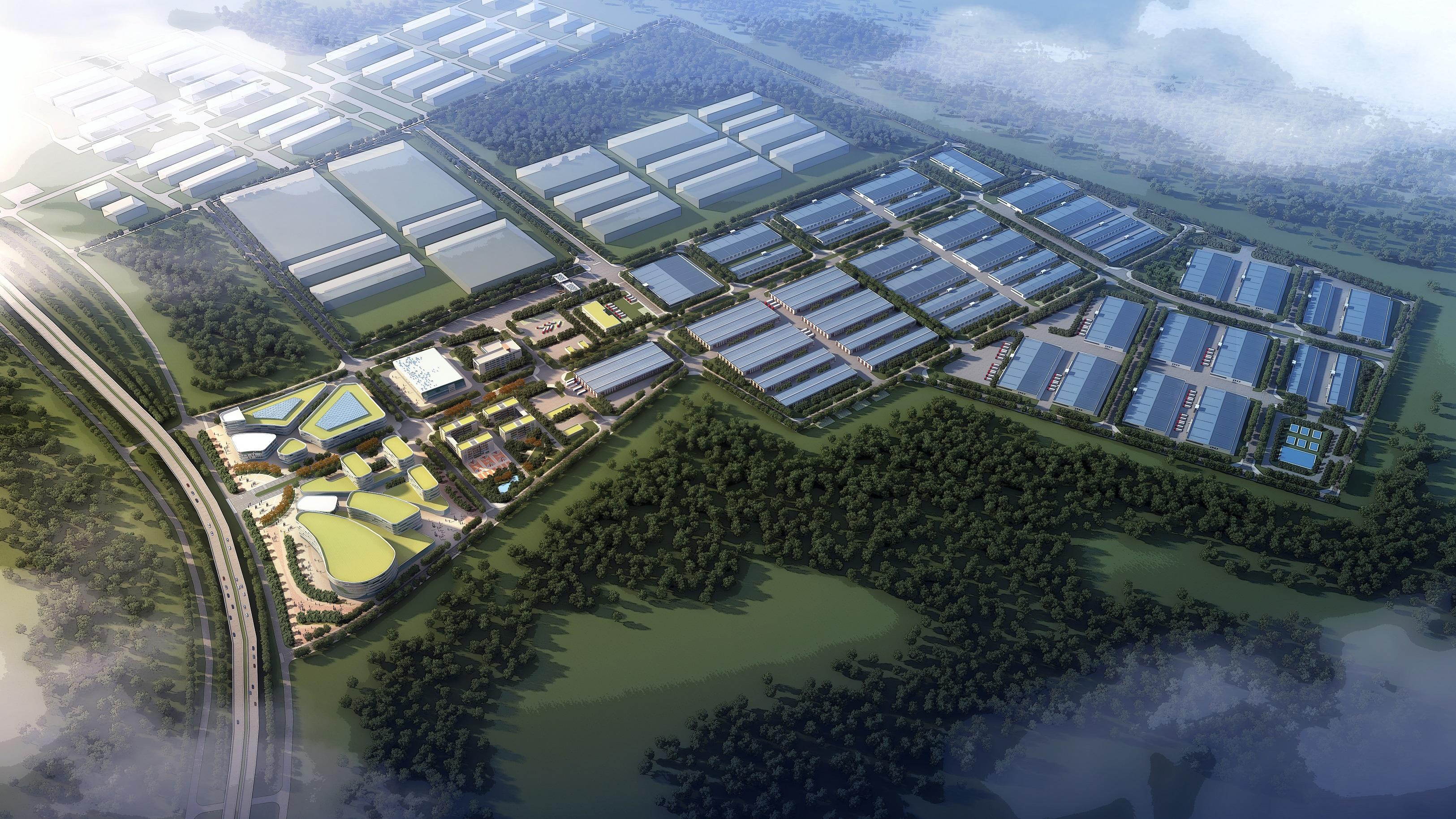 埃塞-湖南工業園