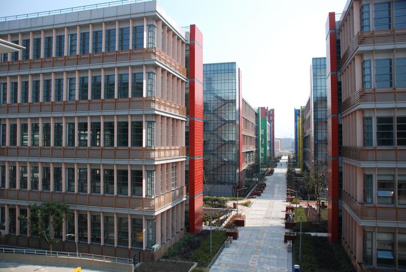 2012年度国优工程——苏州创意产业园B3区