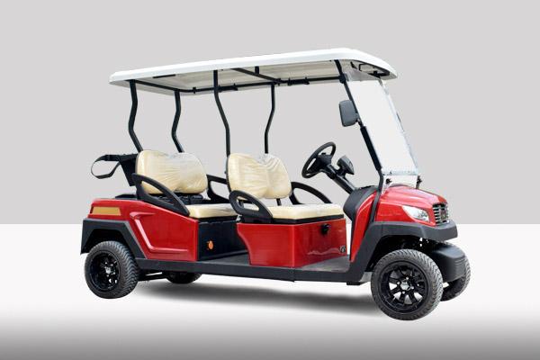 4座高爾夫球車(M1S4)