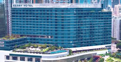 香港嘉里中心酒店