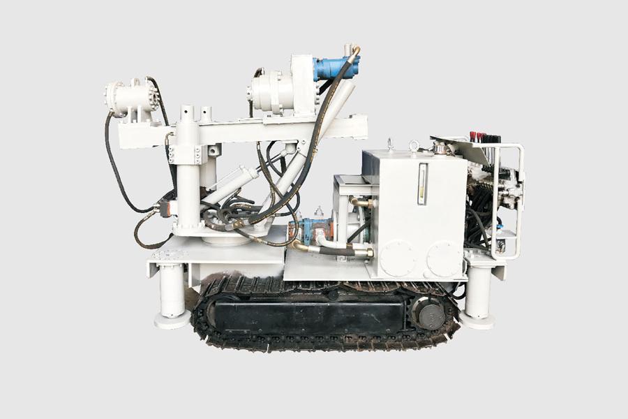 ZDY750L、1250L煤礦用履帶式全液壓坑道鉆機(非聯動鉆機)
