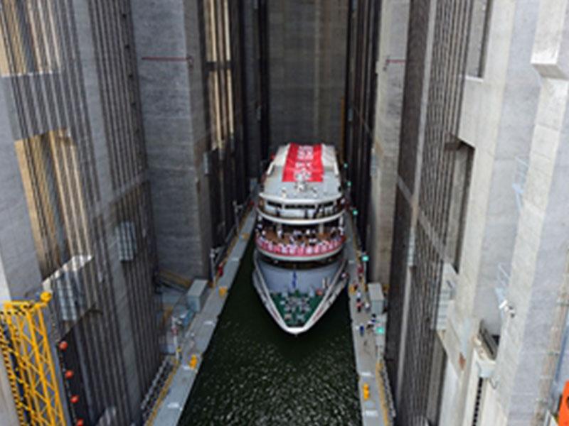 三峽升船機