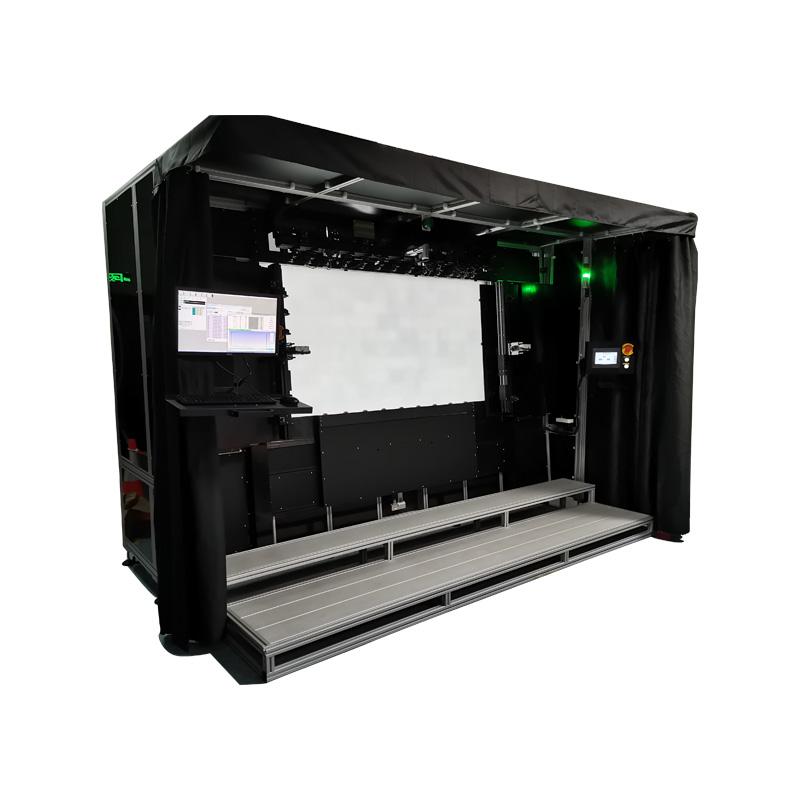共用式TFT面板點燈檢查機
