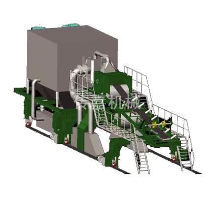 YZXLC型重型卸料車