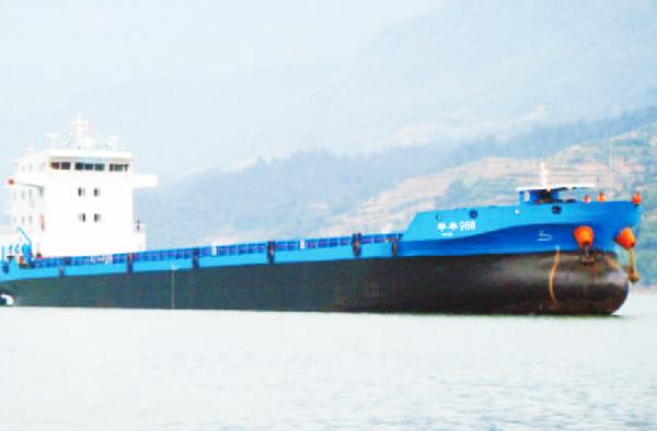 長江集散兩用船