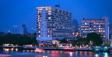 泰國文華東方酒店集團