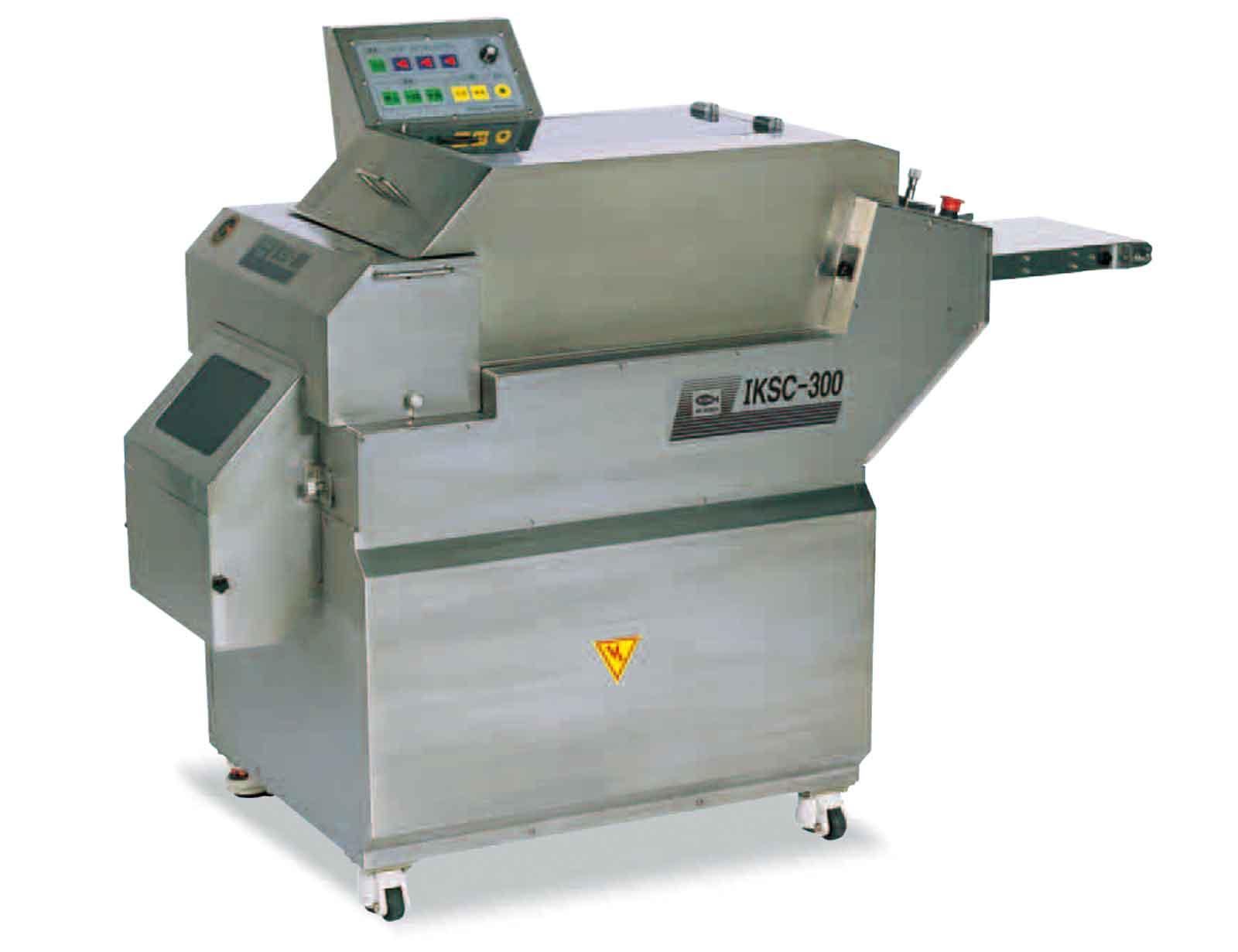 IKSC-300切絲切丁機
