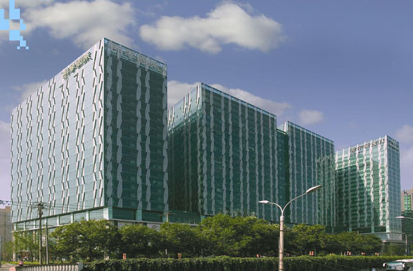 北京市結構長城杯——朗琴園四期(希爾頓酒店)
