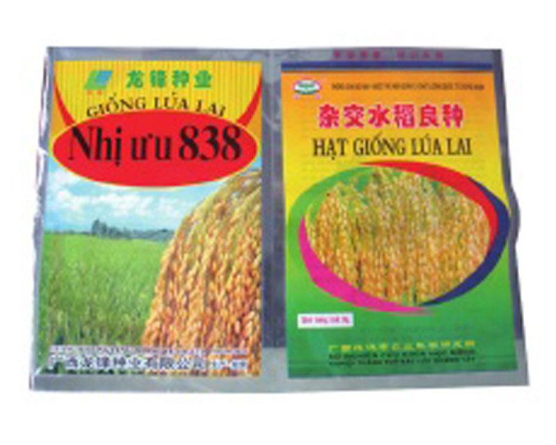 雜交水稻良種