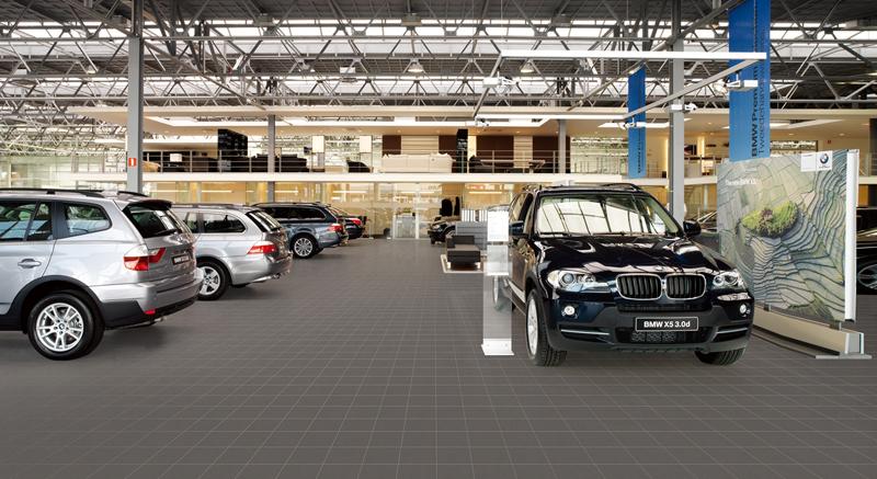 汽車4S店專用磚