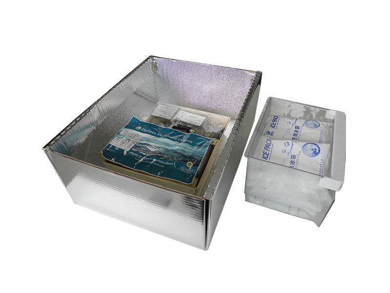 冷凍保溫紙箱(內含視頻)
